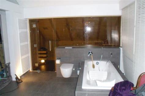 Bad Mit Sauna Grundriss by Foto Impressionen Bad Saunen Unserer Kunden