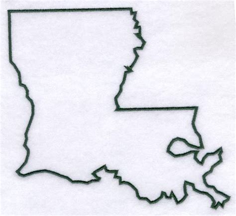 state outline tattoo best 20 louisiana ideas on new orleans