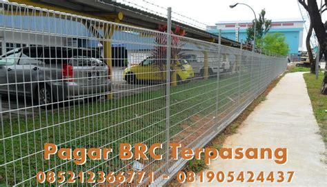 Pagar Kawat Duri Bandara cara pemasangan pagar brc pabrik pagar brc tangerang