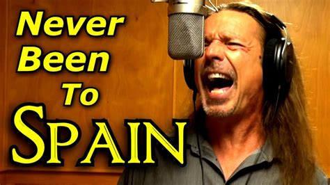 three never been to spain ken tlin how to sing never been to spain three