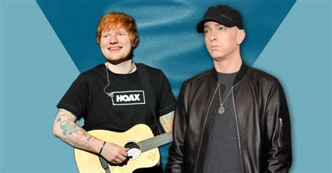 ed sheeran perfect eminem christmas number 1 race hots up as wham ahead of eminem