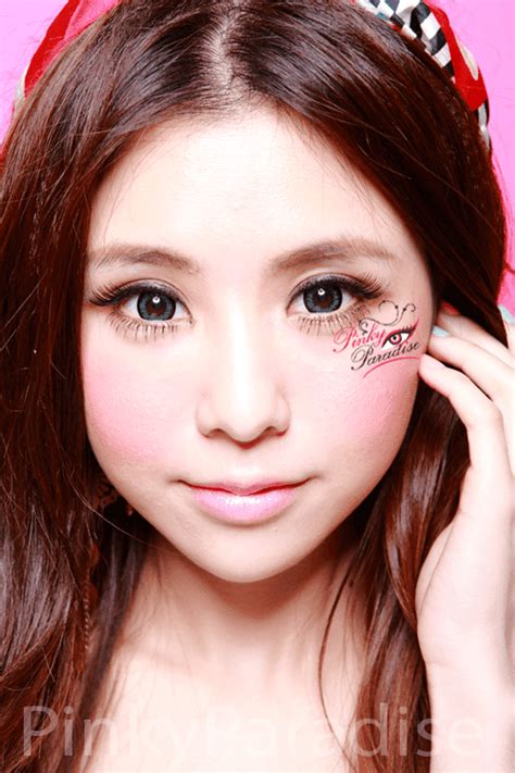 geo super size angel brown contacts free cute contact geo super size angel green circle lenses colored contacts