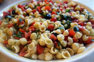 simple pasta salad recipes summer salads for sally s 60th live blissful