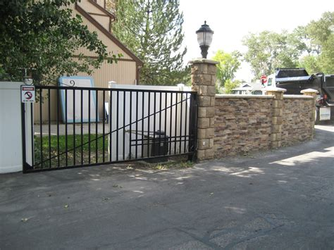 single swing driveway gates iron driveway gates the iron anvil salt lake city utah