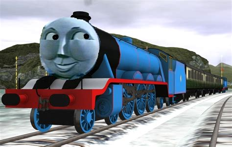 image trainz gordon the big engine png scratchpad