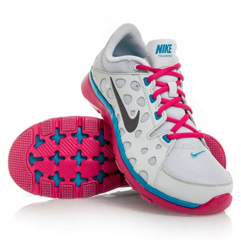 shop nike womens running shoes nike flex supreme tr womens running shoes grey pink