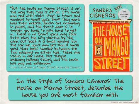 The House On Mango Essay by Pin By Violeta Duran On Classroom Ideas
