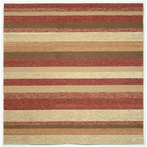 Square Outdoor Rug Sinclair Shades 8 Ft X 8 Ft Square Indoor Outdoor