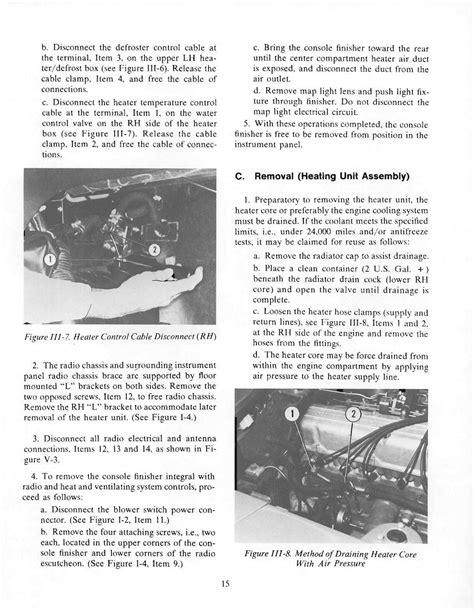 z test supplement datsun 240z 1971 fsm supplement dash gauges wiring hvac
