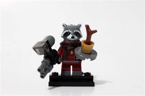 Lego Marvel Heroes 5002145 Rocket Raccoon lego marvel heroes rocket raccoon polybag 5002145 review the brick fan