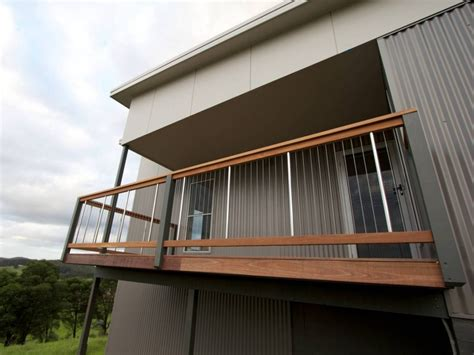 Balcony Melbourne by Stainless Steel Cable Wire Balustrades Pool Balustrading
