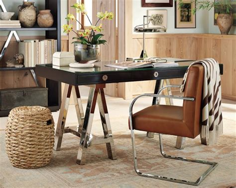williams sonoma mason desk mason wood top desk ebony williams sonoma
