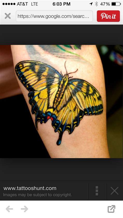 yellow butterfly tattoo 17 best ideas about yellow butterfly on