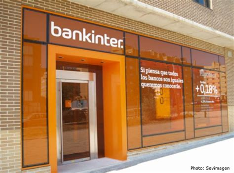 banca online bankinter bankinter primer banco online en espa 241 a