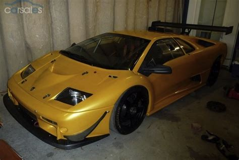 Lamborghini Diablo For Sale Usa For Sale 2000 Lamborghini Diablo Gtr Performancedrive