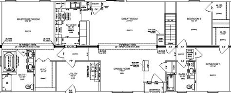 modular home ranch floor plans ranch style modular home floor plans house design plans
