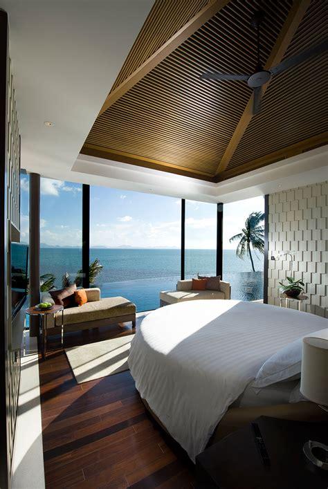 conrad bedroom beyond luxury conrad koh samui