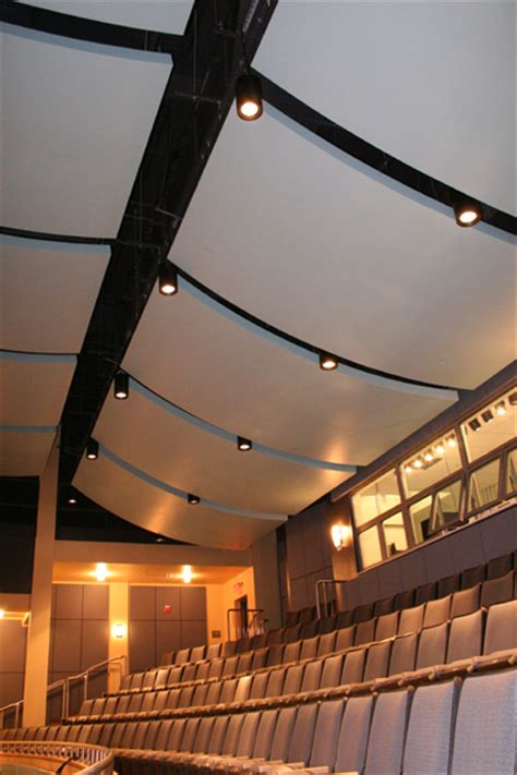 Theatre Ceiling by Contact Us