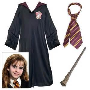 hermione granger child costume kit harrypottershop