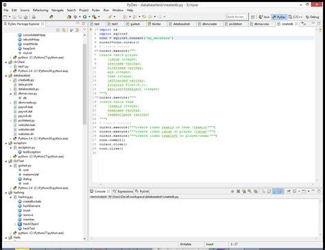 Database Programmer by Python Database Programming Part Five Pythonscript Hq