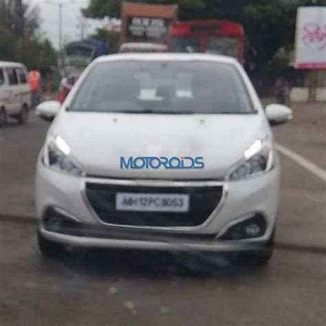 peugeot india peugeot 208 india launch price engine specs features