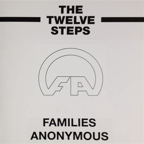 Anonymous Letter Service Uk The Twelve Steps Famanon