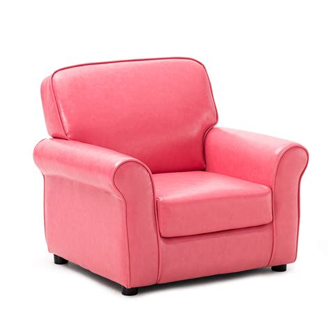 small recliners for kids modern pu leather kids sofa chair armchair for children