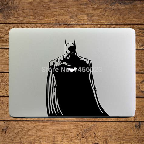 Sticker Keren Stiker For Laptop aliexpress buy batman cool design notebook decal