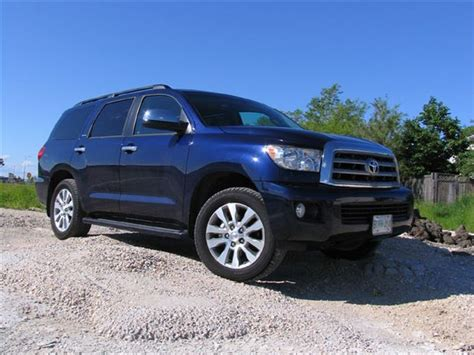 2008 toyota sequoia limited test drive 2008 toyota sequoia limited autos ca