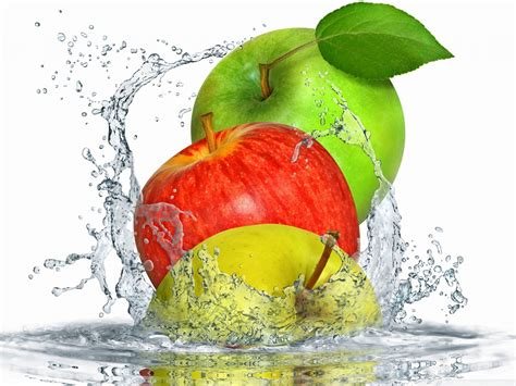 wallpaper apple water water splash apple wallpaper 2048x1536 25021