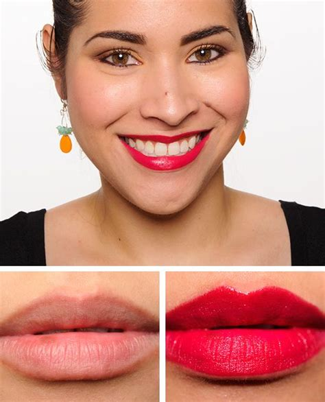 Poppy Satin Lip Crayon nars luxembourg satin lip pencil review photos swatches
