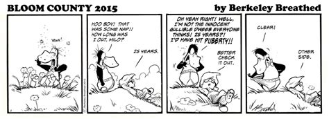 bloom county episode xi a new bloom county episode xi a new combines the past and