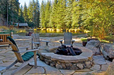 Mountain Hearth And Patio Evergreen Outdoor Living Spaces Designscapes Colorado