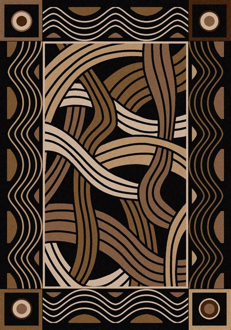 coil rug coiled black rug collection