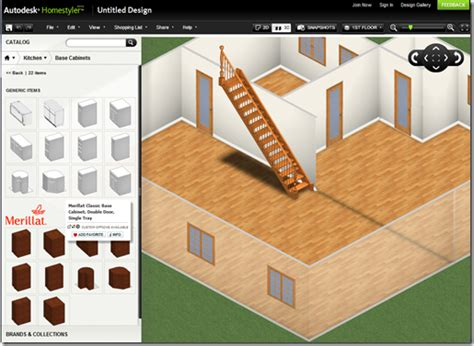 Autodesk Home Design Software Autodesk Homestyler Cad Clues The New Autodesk Homestyler