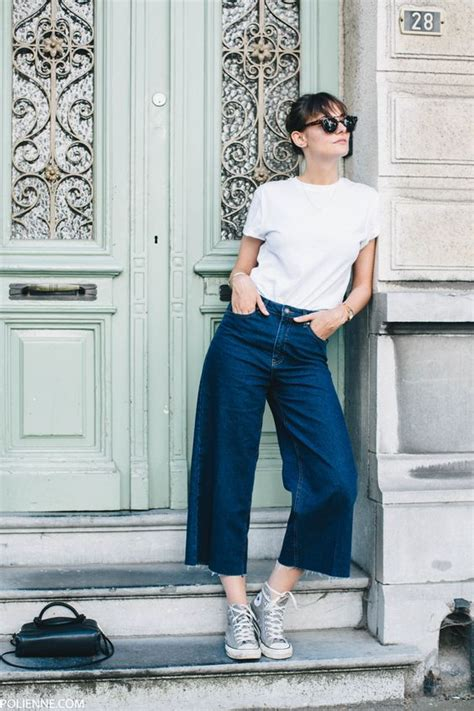 Culotes Pant culottes wide leg for a breezy transition to