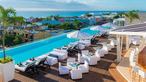 fives opens  playa del carmen travel weekly playa del carmen downtown hotels playa
