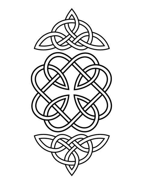 celtic knot to print click the image then choose print