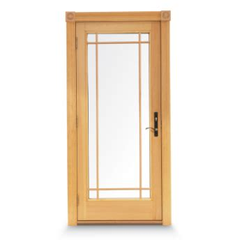 Patio Single Door andersen 400 series frenchwood single inswing patio door