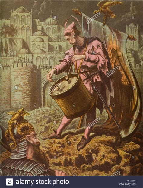 the holy war diabolus s drummer before the walls of mansoul from the