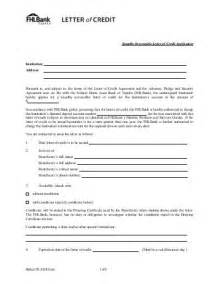 Uob Letter Of Credit Letter Of Credit Application Form Euthanasiapaper X Fc2
