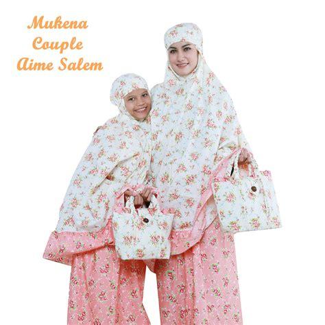 Mukena Dewasa Katun Jepang Aime Salem Dewasa Saja Jual Mukena Katun Jepang Aime Salem Model Terbaru 2018