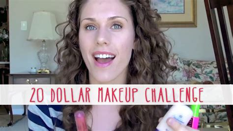 20 dollar makeup challenge 20 dollar makeup challenge back to school