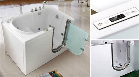 vasca da bagno disabili vasca idromassaggio a semicupio per l igiene autonoma di