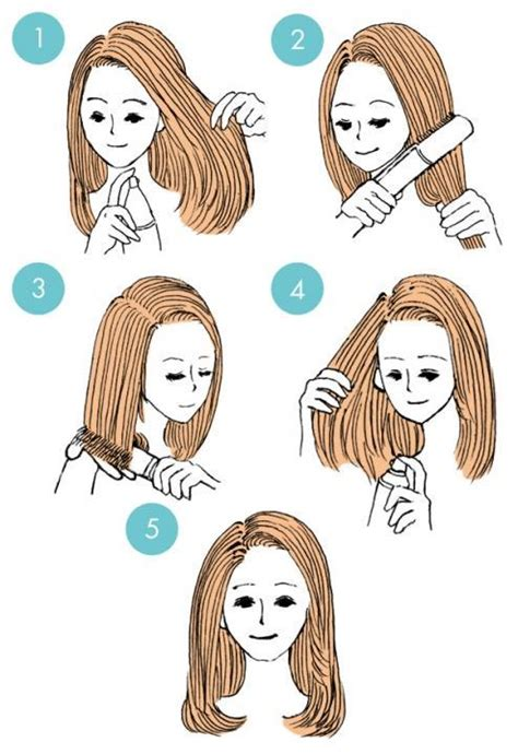 3 everyday hairstyles in 3 minutes quick hairstyle in 3 minutes wonderful diy15