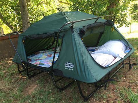 Compact Queen Bed by Novidade Barraca Distante Do Ch 227 O Macamp Guia Camping E Campismo