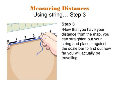 Using String - distance directions