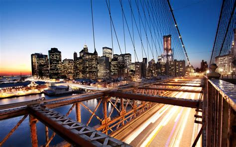 imagenes 4k new york brooklyn bridge new york 4k ultra hd wallpaper
