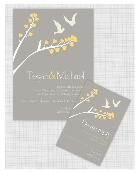 10 Psd Wedding Invitation Templates Matching Reply Rsvp Cards Mini Pack 5 Tambo Creations Windows Wedding Invitation Template