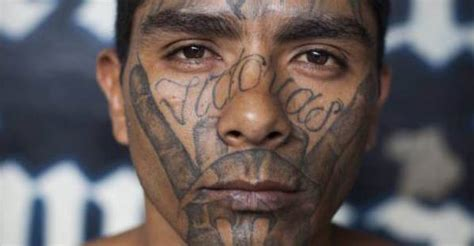 portraits of ms 13 in el salvador